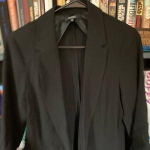 Black blazer NWT